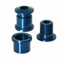 XLC CR-X01 csavar szett hajtóműhöz, kék