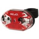 XLC CL-R02 Thebe 5X hátsó lámpa/villogó