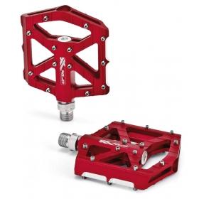 XLC PD-M12 Freeride pedál (piros)