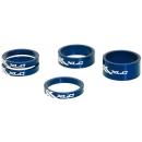 """XLC AS-A02 A-HEAD hézagoló szett 1,1/8"""" (kék)"""