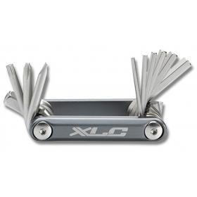 XLC TO-M06 mini szerszámkészlet 10 funkcióval