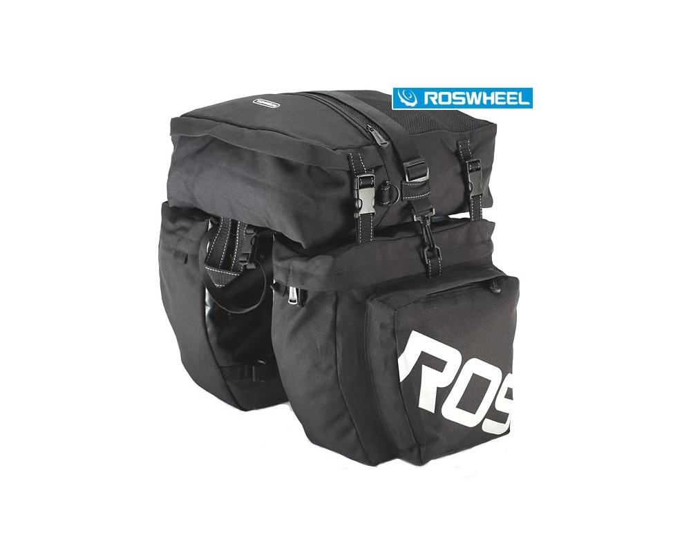 7bc28d210f0b ROSWHEEL kerékpár táska 3 részes