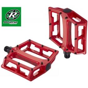 REVERSE FR Super Shape 3D pedál (piros)