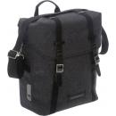 Newlooxs Mondi Cotton 12,5l kerékpár táska (fekete)