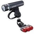 CATEYE UNO HL-EL010 + TL-LD630 lámpa szett