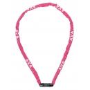 AXA RIGID RCC 120 láncos lakat számzárral (pink)