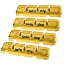 SwissStop FlashPRO Yellow King országúti fékbetét