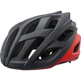 MERIDA ROAD RACE fejvédő (fekete-piros)