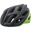 MERIDA ROAD RACE fejvédő (fekete-zöld)