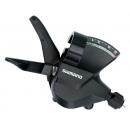SHIMANO ALTUS váltókar 8s. SL-M315 Rapidfire váltókar, kormány alatti fokozatjelzővel és Optislick bowdennel