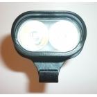 VELOTECH 500 Lumen első lámpa két ledes lámpatest