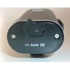 VELOTECH 500 Lumen első lámpa USB csatlakozó