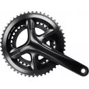SHIMANO 105 hajtómű FC-RS510 46/36, Cyclocross kerékpárra ideális fogszám! Merev, erős Hollowtech 2 hajtókarok