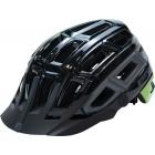 BIKEFUN FRISCO kerékpáros fejvédő. In-Mold technológia, 15 szellőző nyilás, levehető napellenzővel.
