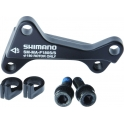 SHIMANO tárcsafék adapter, első IS/IS 160/180mm