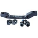 SHIMANO tárcsafék adapter, első PM/IS 160mm