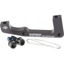 Shimano tárcsafék adapter, első PM/IS 203mm