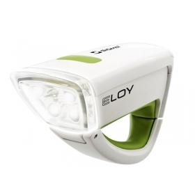 SIGMA Eloy első lámpa (fehér)