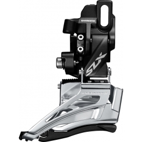 Shimano SLX első váltó FD-M7025 D típusú, direkt rögzítéses első váltó. Csak kompatibilis vázra szerelhető