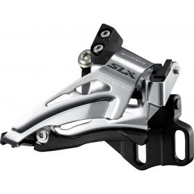 Shimano SLX első váltó FD-M7025-E6X. Direct Mount, közvetlen vázra rögzíthető első váltó. Csak a kompatibilis vázakra szerelhető