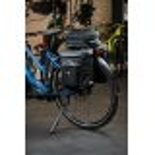 Bikefun Bundle kétrészes túratáska, a Bikefun Pannier táskával kiegészítve
