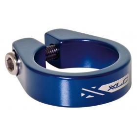 XLC PC-B05 csavaros nyeregcső bilincs 34,9mm (kék)
