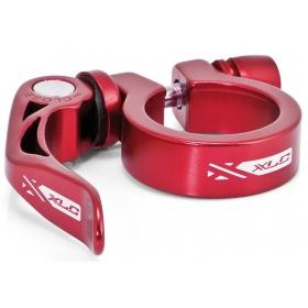 XLC PC-L04 nyeregcső bilincs 34,9mm piros