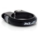 XLC PC-B02 nyeregcső bilincs 28,6mm (fekete)