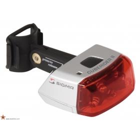 SIGMA Cuberider II ledes hátsó lámpa/villogó