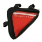 VELOTECH Classic váztáska (piros/fekete)