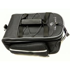 VELOTECH csomagtartó táska (fekete)