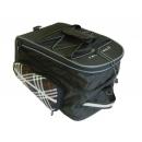 VELOTECH csomagtartó táska (skót minta)