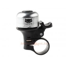 CATEYE Limit Bell kerékpár csengő (ezüst)