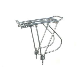 """NEUZER alumínium kerékpár csomagtartó 26-28"""""""