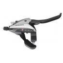 SHIMANO ALTUS fék/váltókar ezüst 8s. ST-EF65S