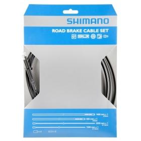 SHIMANO PTFE fékbowden szett (fekete)