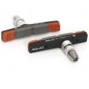 XLC BS-V09 fékpofa szett (szürke/narancs/fekete)