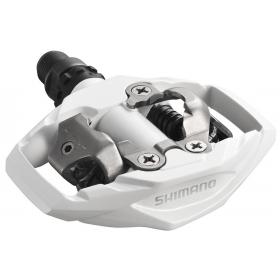 Shimano SLX SPD pedál, fehér PD-M530W