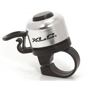 XLC DD-M06 mini kerékpár csengő (ezüst)