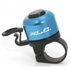 XLC DD-M06 mini kerékpár csengő (kék)