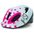 POLISPORT Junior P3 fejvédő pink star
