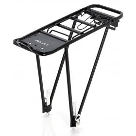 XLC RP-R02 kerékpár csomagtartó (fekete)