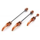 XLC QR-L05 gyorszár szett (narancs)