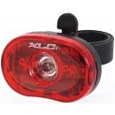 XLC CL-R07 'Thebe Ultra' 0,5W hátsó lámpa/villogó