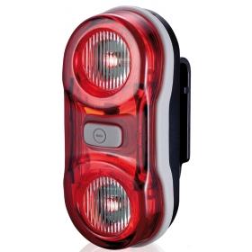 XLC BIANCA hátsó lámpa/villogó CL-R11
