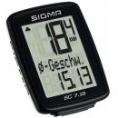Sigma BC 7.16 vezetékes kerékpár computer