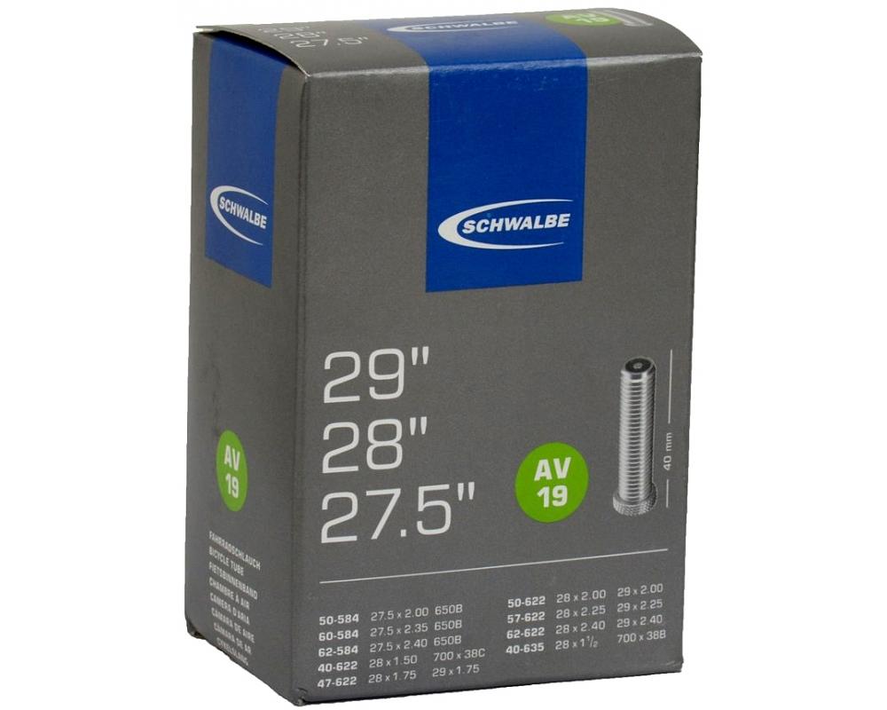8bb45fd2890e SCHWALBE AV19 belső gumi 40/60-622mm