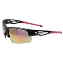 BIKEFUN FLY szemüveg, piros-fekete