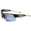 BIKEFUN FLY szemüveg, zöld-fekete