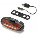 XLC USB hátsó lámpa CL-R21
